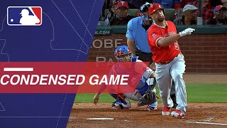 Condensed Game: LAA@TEX - 4/9/18