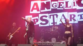 "Angelic Upstarts - Solidarity ""Live@Rebellion Festivals"""