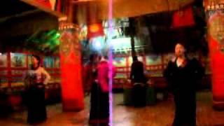 preview picture of video '1002九寨溝 藏族村寨 MV01 羌藏歌舞秀 聯歡會 四川九寨溝 中國旅遊{四川}'