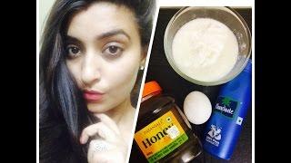 Homemade Hair Spa At Home | Get Shiny, Silky, Smooth & Healthy Hair | Natural Way | Pamper Yourself|