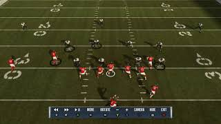 Madden 19 Easy Blitz: 46 Normal - Fire Zone 3