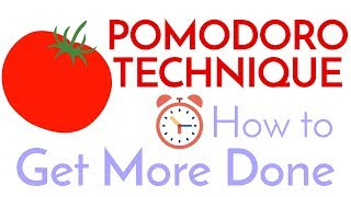 POMODORO TECHNIQUE - My Favorite Tool to Improve Studying and Productivity