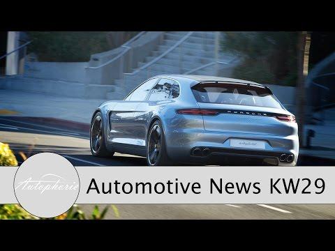 NEWS: Mercedes Online kaufen, Black Box, Neue A-Klasse, Panamera Shooting Brake - Autophorie