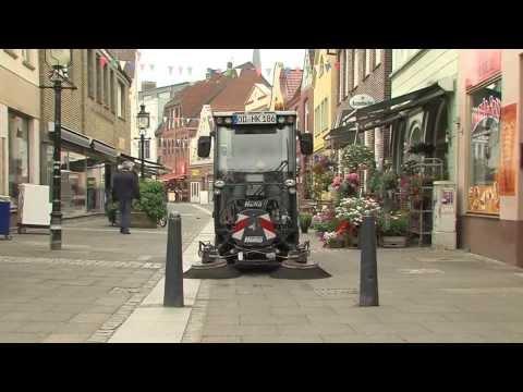 Barredora vial para limpieza de calles Citymaster 600 - Hako