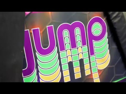 JUMP - New Zealands Premier Indoor Trampoline Park
