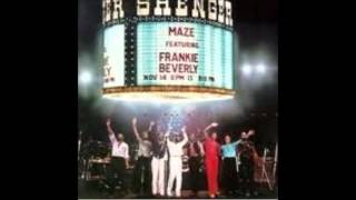 Before I Let Go Rap Remix.(Do You Want To Rock) Maze featuring Frankie Beverly with Woody Wood Rap