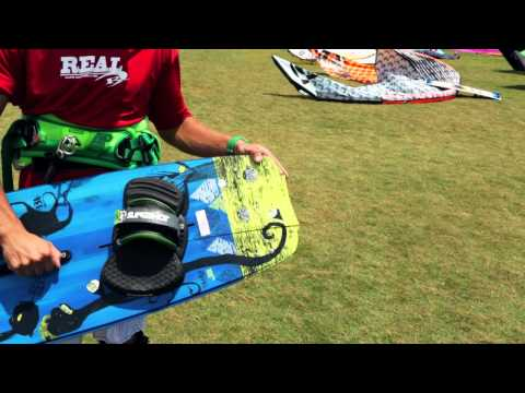 2015 Slingshot Misfit Kiteboard Review