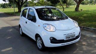 Chery QQ 2018 Flex: preço, consumo, test-drive - www.car.blog.br