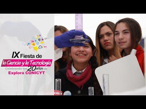 IX Fiesta de la Ciencia y la Tecnología (PUC outreach event in 2015)