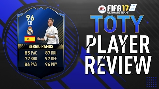 FIFA 17 | TOTY Ramos (94) Player Review!! w/Gameplay & In-Game Stats