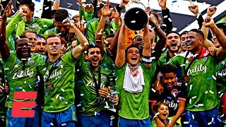 Seattle Sounders lift second MLS Cup in 4 years vs. Toronto FC | Major League Soccer