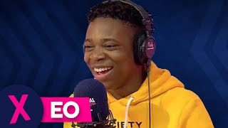 EO On The Success Of 'German', Life At School & More   Capital XTRA
