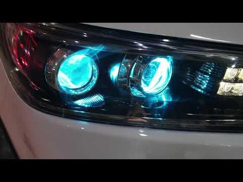Solusi lampu mobil terang fokus no silau Auto1 HID Projie 3.0 full metal blue glass on innova reborn