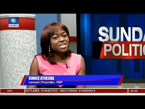 The Nigerian Female President