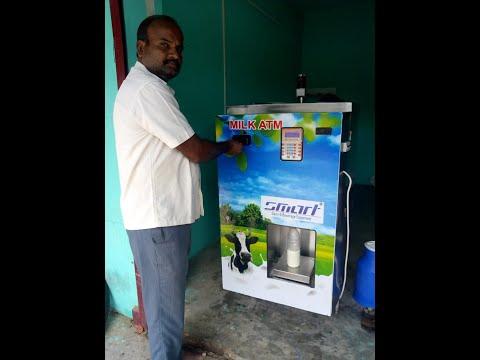 Fresh Milk ATM