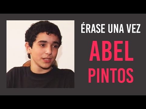 Abel Pintos video Momentos con Abel Pintos - Erase una vez - 2020