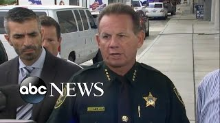 Fort Lauderdale Airport Shooting Details Released: Full Press Conference
