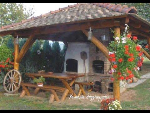 Buitenkeukens vuurschalen en gezellige lounge hoekjes voor de tuin.