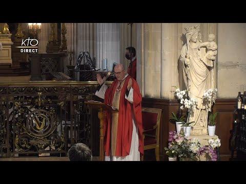 Messe à Saint-Germain-L'Auxerrois du 20 septembre 2021