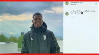 Mercato Juventus: Preso Wesley Dal Flamengo Con La Regia Di Raiola