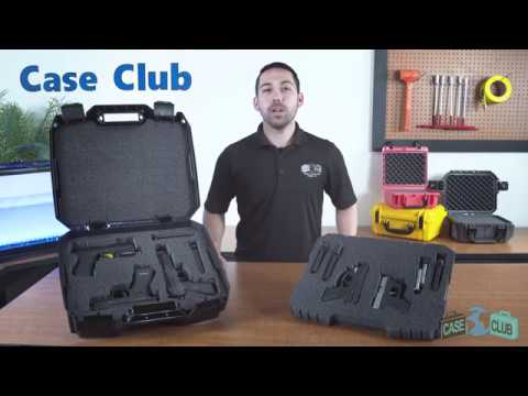 5 Pistol Carry Case - Featured Youtube Video