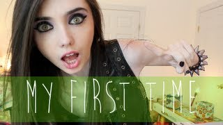 MY FIRST TIME | Eugenia Cooney