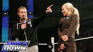 Ziggler & Lana have a few laughs at the expense of Rusev & Summer Rae : SmackDown, Aug. 20, 2015