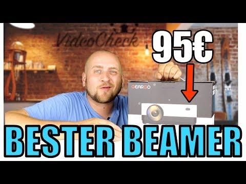 TEST BESTER BEAMER UNTER 100 EURO ⚠️🔜🍄🍭