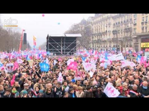 La Manif pour Tous du 24 mars 2013