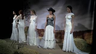CLAIRE PETTIBONE Bridal Spring 2016 - Romantique Fashion Presentation In New York | EXCLUSIVE