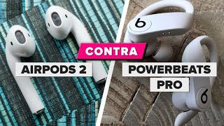 Airpods 2 vs. PowerBeats Pro: comparativa