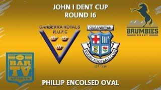 2018 John I Dent Cup Round 16 1st Grade - Royals v Queanbeyan | Kholo.pk