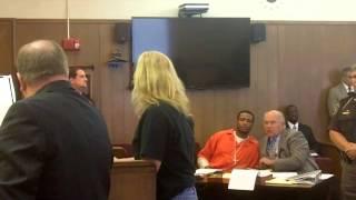 Murder convict Deontay DeMarco Black-Wickliffe sentenced in Muskegon on September 18, 2014