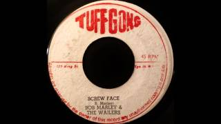 BOB MARLEY & THE WAILERS – Screw Face [1971]