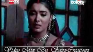 Bhagyavidhaata - Vinay & Bindiya - Aag Ki Tarah Video Mix