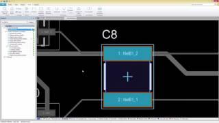 SW PCB Cross Probe