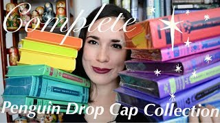 Complete Penguin Drop Caps Collection !