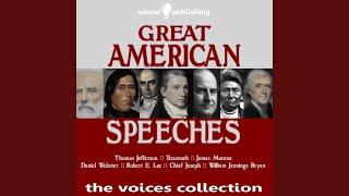Daniel Webster's   Seventh of March Speech