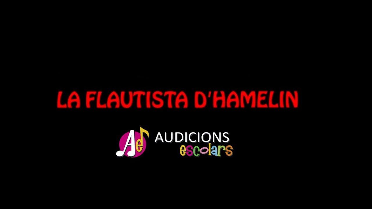 La Flautista d'Hamelin