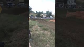Quadcross Stříbro 2-závod Radek Porš