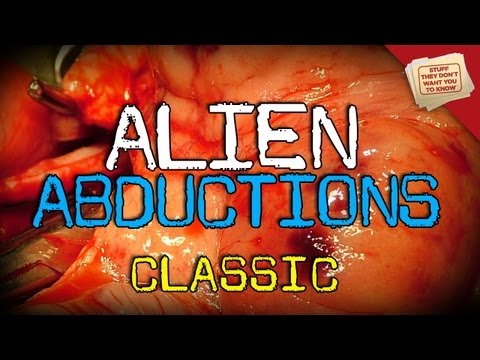 Alien Abductions – CLASSIC