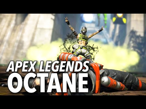 Apex Legends' New Character Octane Is Perfect For Blindsiding Enemies