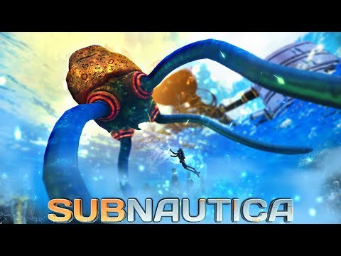 Subnautica 1.0 - IT NEVER ENDS WELL - The Monster Returns! New Updates & ..Yes, More Rocket Issues.