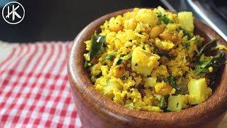 Keto Poha (Indian Breakfast Dish) | Keto Recipes | Headbanger's Kitchen