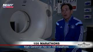WOW: More Than 100 Marathons In A Lifetime