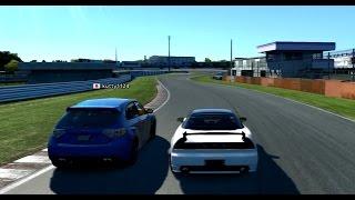 Nice Fight at Tsukuba Circuit - Online Quick Race | Gran Turismo 6