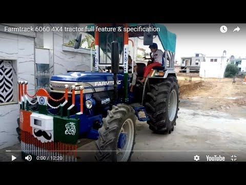 Farmtrac 45 4wd