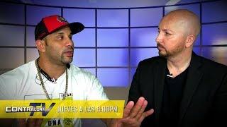 Chicano es nuestro próximo invitado especial en ContralonaTV