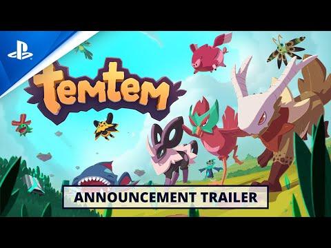 Annonce PS5 de Temtem