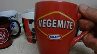 ASMR - Coffee Mugs - Australian Accent - Describing Coffee Cups In A Quiet Whisper